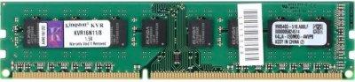 Оперативна пам'ять Kingston DDR3-1600 8192MB PC3-12800 (KVR16N11/8_KVR16N11H/8)