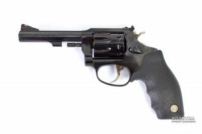"""Револьвер Taurus mod. 409 4"""" Black"""