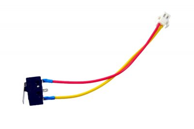 Мікроперемикач для газової колонки 2-х провідної планкою з