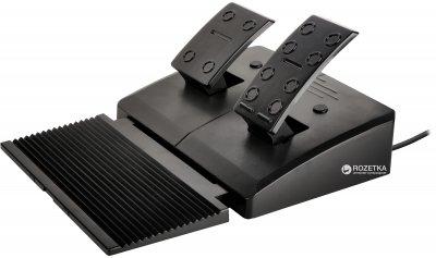 Проводной рульSPEEDLINK Drift O. Z. Racing Wheel PC Black (SL-6695-BKOR-01)