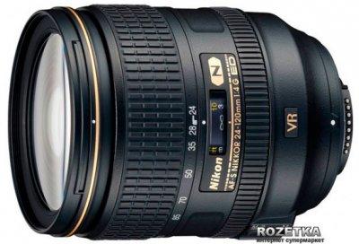 Nikon AF-S Nikkor 24-120mm f/4G ED VR Офіційна гарантія