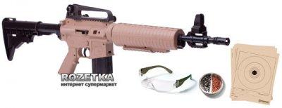 Пневматична гвинтівка Crosman M4-177KT tan
