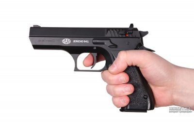 Пневматичний пістолет SAS Jericho 941 (23701427)