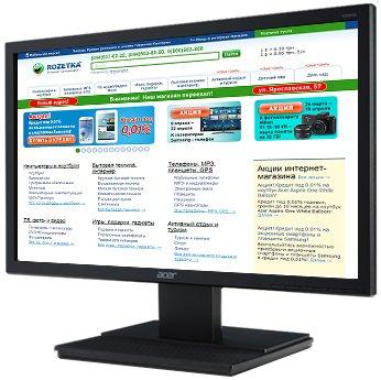 """Монітор 19.5"""" Acer V206HQLAb"""