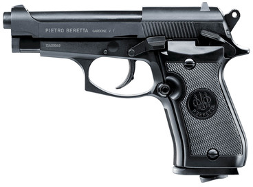 Пневматичний пістолет Umarex Beretta Mod. 84 FS Blowback (5.8181)