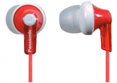 Навушники Panasonic RP-HJE118GU-R