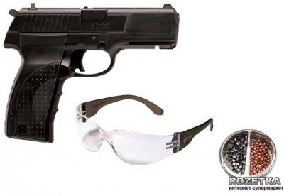 Пневматичний пістолет Crosman 1088 Kit (1088BAK)