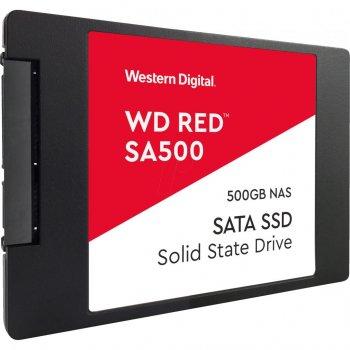 "Накопичувач SSD 2.5"" 500GB WD (WDS500G1R0A)"