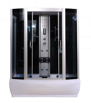 Гидромассажный бокс AQUASTREAM Comfort 178 HB с аэромассажем в поддоне