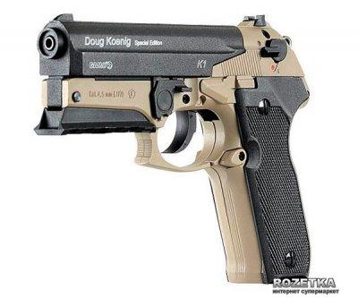 Пневматичний пістолет Gamo K1 Doug Koenig (6111388)