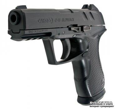 Пневматичний пістолет Gamo C-15 Blowback (6111390)