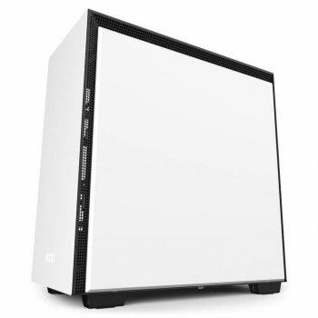 Корпус NZXT H710 White/Black (CA-H710B-W1)