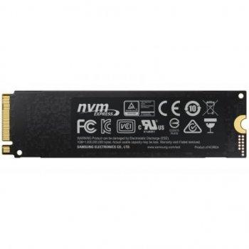 Накопичувач SSD M. 2 2280 1TB Samsung (MZ-V7E1T0BW)