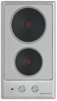Варочная поверхность электрическая Domino GUNTER&HAUER GHE 32 IX