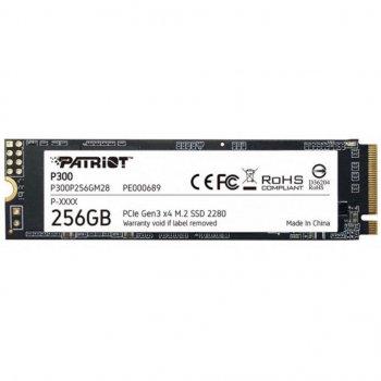 Накопичувач SSD M. 2 2280 256GB Patriot (P300P256GM28)