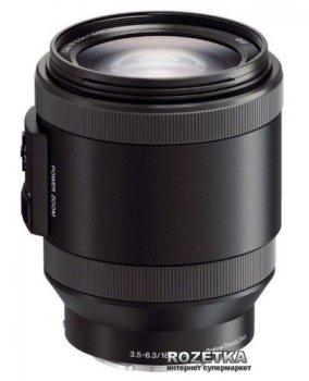 Sony 18-200mm, f/3.5-6.3 Power Zoom для NEX (SELP18200.AE)