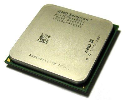 Процесор AMD Sempron 3000+ 1.8 GHz 800MHz/128k (SDA3000BXBOX) s754 Box