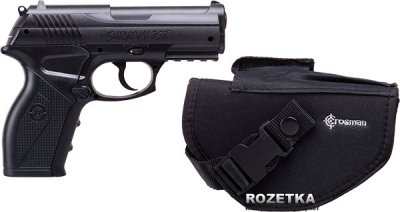 Пневматичний пістолет Crosman Survivalist (40121)