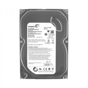 "Жорсткий диск 3.5"" 500Gb Seagate Pipeline HD, SATA2, 8Mb, 5900 rpm (ST3500312CS) (Ref)"