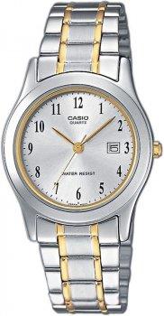 Жіночий годинник CASIO LTP-1264PG-7BEF
