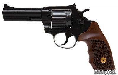 """Револьвер Alfa мод 441 4"""" (вороненный, дерево) 144911/2 (14310046)"""