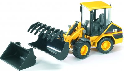 Игрушка Bruder Дорожный погрузчик CAT М1:16 (02441)