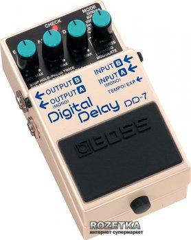 Педаль эффектов Boss DD-7 Digital Delay