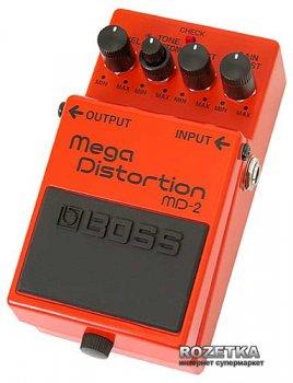 Педаль эффектов Boss MD-2 Mega Distortion