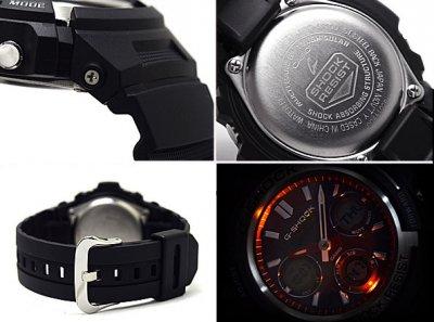 Чоловічий годинник CASIO AWG-M100-1AER