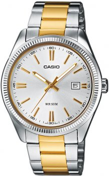 Мужские часы CASIO MTP-1302PSG-7AVEF