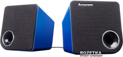 Акустична система Lenovo Speaker M0620 Blue (888013768)
