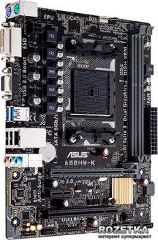 Материнская плата Asus A68HM-K (sFM2/FM2+, AMD A68H, PCI-Ex16)