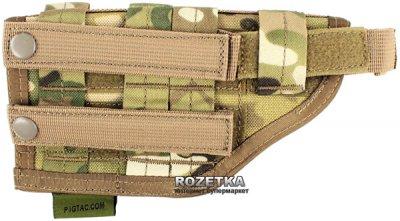 Кобура універсальна Prof1 Group MOLLE Universal Tactical Holster UTH H10714MC Multicam (2000980275403)