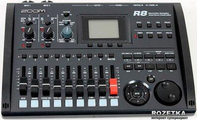 Аудіоінтерфейс / рекордер Zoom R8 (525 512)