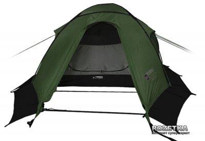 Палатка Terra Incognita Toprock 2 Green (4823081502555)