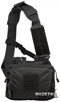 Сумка тактична для прихованого носіння зброї 5.11 Tactical 2-Banger Bag 56180 Чорний (2000980333059)