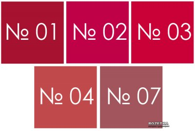 Помада Bourjois Rouge Edition Velvet жидкая 1 Кирпично-красный (3052503260112)