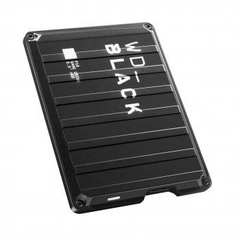 "Зовнішній диск HDD External 2.5"" 2TB Western Digital BLACK P10 Game Drive (WDBA2W0020BBK-WESN) USB 3.2 External Black"