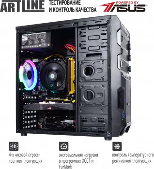 Комп'ютер Artline Gaming X39 v19