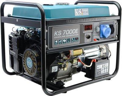Генератор бензиновый Konner&Sohnen KS 7000E