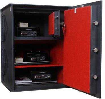 Сейф вбудований Griffon WB.6040.E