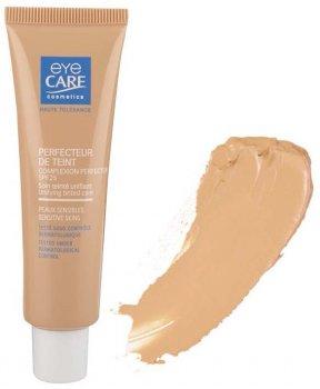 Средство корректирующее и выравнивающее текстуру кожи Eye Care линия Face Complexion Увлажнение и матирование пигмент 5% SPF 25 бежевый 25 мл (3532663002437)