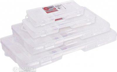 """Пластиковый органайзер для инструментов Intertool 12"""" 300 х 115 х 40 мм (BX-4006)"""