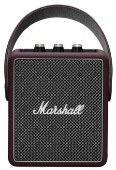 Marshall Portable Loudspeaker Stockwell II Burgundy (1005231)