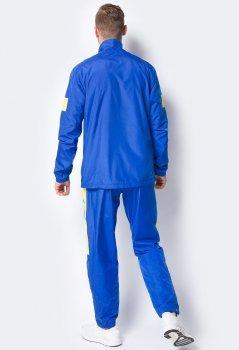Костюм спортивний (куртка + штани) Asics MAN LINED SUIT 156853-400 Блакитний жовтий Чол