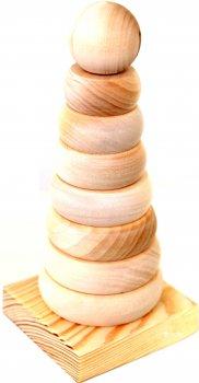 Деревянная пирамида Руді Круг (Д006бу)