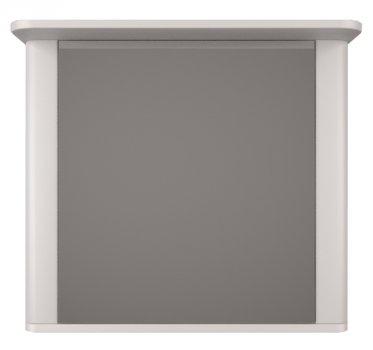Зеркальный шкаф FANCY MARBLE ШЗ-Сarla 800 (белый)