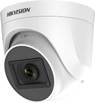 Turbo HD-TVI видеокамера Hikvision DS-2CE76H0T-ITPF (C) 2.4 мм
