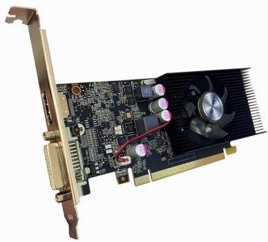 AFOX PCI-Ex GeForce GT1030 2GB GDDR5 (64bit) (1227/6000) (DVI, HDMI) (AF1030-2048D5L5)