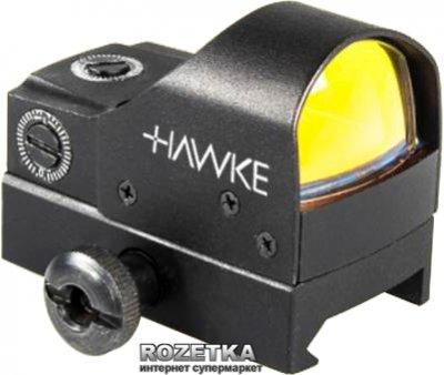 Коліматорний приціл Hawke RD1x WP Digital Control Weaver (921689)